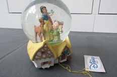 Disney, Walt - Music box - Snow Globe - Snow White and the Seven Dwarfs (1980s/90s)