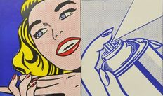Roy Lichtenstein  (1923-1997) - One Cent Life