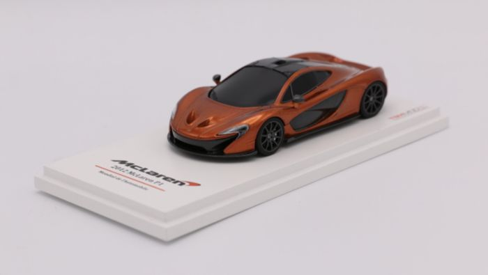 True Scale Miniatures - Scale 1/43 - Mclaren P1 2012