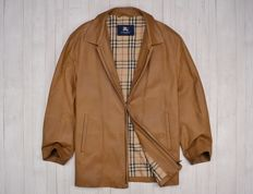 Burberry London - Goat Leather Jacket