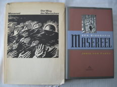 Frans Masereel; Lot of 2 illustrated editions - 1968/1996