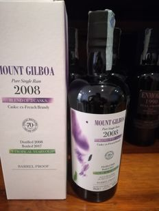 Mount Gilboa 2008 66% Special Bottling for 70th Velier