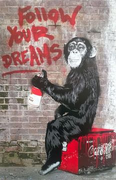 Mr. Brainwash - Follow Your Dreams