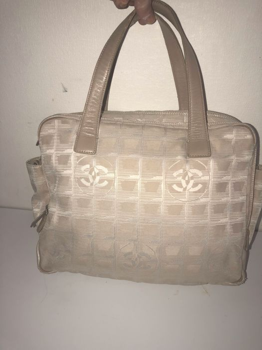 62094eac0ca7 Chanel – Sport line Boston Travel line tote / bag * NO RESERVE PRICE ...