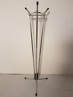 Tubax - Chrome coat rack