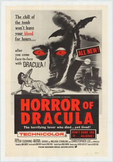 Anonymous - Horror Of Dracula (1958) - 1960s