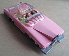 Dinky Toys - Scale 1/43 - Lady Penelope's FAB 1 No.100