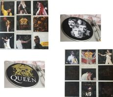 """Queen  2 LP Set  """"Live In Budapest '86"""" -  Great Live Recordings On Unplayed Vinyl !!"""