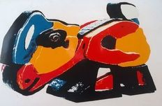 Karel Appel - Kip