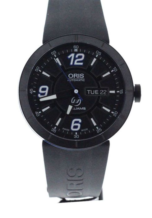 Oris - TT1 Williams F1 Team Day Date - 01 735 7651 4765 - Unisex - 2018