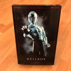 "Hellboy - Abe Sapien 12 ""Figure - Sideshow Collectibles - 2004"