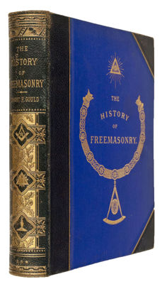 Robert Freke Gould - The History of Freemasonry - Volume III - c. 1885