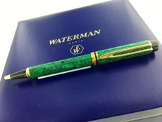Waterman LE MAN 100 Green Ripple ballpoint pen