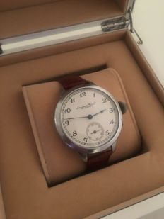 IWC wristwatch marriage