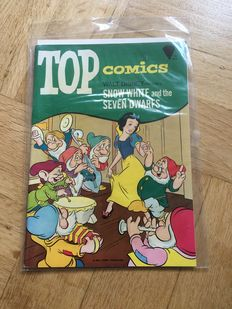 Disney, Walt - Snow White and the Seven Dwarfs - Top Comics - sc - 1st print (1967)
