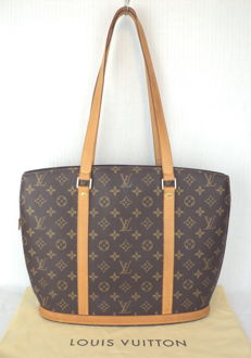 Louis Vuitton - Monogram Babylone Schoudertas