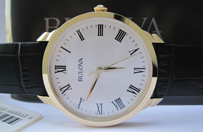 Bulova - Slim Dress Watch - Men - 2011-present
