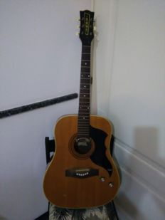 Original EKO electrified guitar from the 60s/70s