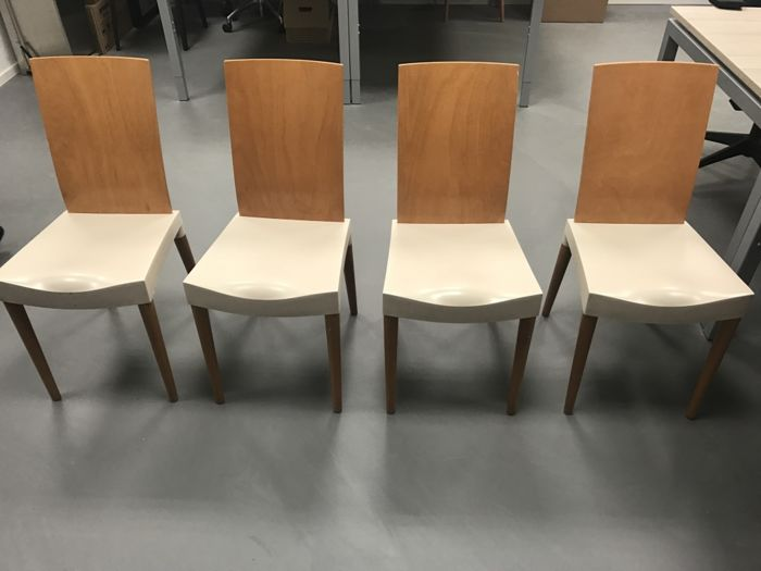Philippe Starck For Kartell   5 U0027Miss Tripu0027 Chairs
