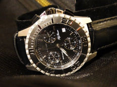 Meyers -  Fly Racer Chronograph - FXD-AN-N-Al - Heren - 2011-heden