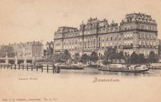 Amsterdam, early 20th century, about 100x, uncirculated