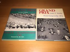 Grand Prix World Championship 1963 and 1964 - 2 books