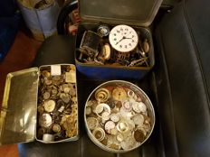 Consignment of timepieces