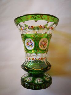 Cup, Bohemia 19th century
