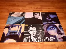 Peter Gabriel - Lot Of 6 LP's In Top Condition!