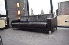 Hugo de Ruiter for Leolux - Antonia 3.5-seat sofa