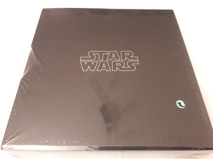 Star Wars - The Ultimate Vinyl Collection Box-Set.