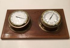 Inproco Germany hygrometer and thermometer