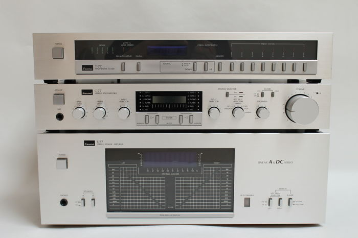 1980s sansui hi fi set this set consists of a power amplifier type rh auction catawiki com Sansui 32 SM Sansui QS 500 Rear Amp