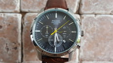 Pulsar chronograph - Wristwatch - Never worn - New condition - 2017.