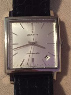Zenith Vintage 1965 White Gold Limited Edition 250 pcs