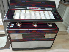 Rock Ola 460 Jukebox from 1975
