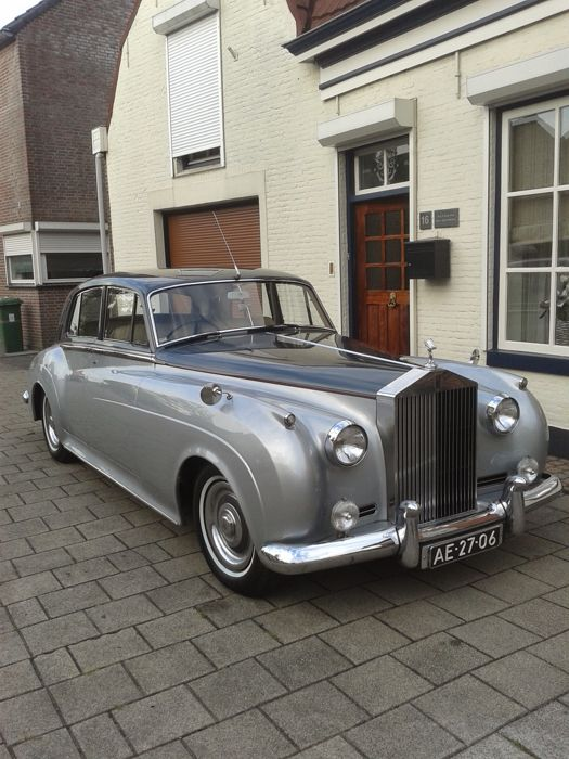 Rolls-Royce - Silver Cloud 1 - 1956