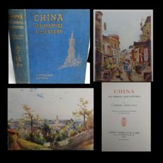 T. Hodgson Liddell - China Its Marvel and Mystery - 1909