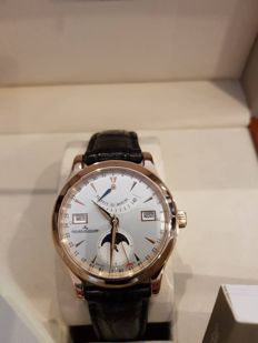 Jaeger-LeCoultre - Master Calendar Moonphase 18k Rose Gold - Q151242A - 男士 - 2011至今