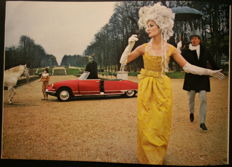 Excluding brochure Citroën ID/DS Cabriolet - William Klein