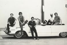 David Gahr / Columbia - Bruce Springsteen & The E Street Band, 1980s, Unknown artist / Warner Bros - Sex Pistols, 1970s