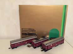 Trix H0 - 22492 - 3-part Electric train set Series ET 87 of the DB