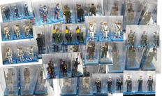 Ediciones MD - Spain - Lot of 240 Little Lead Soldiers