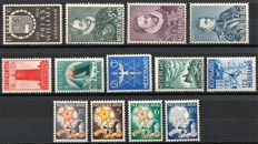 The Netherlands 1933 - Complete year