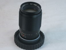 Jupiter-11 135mm/4 lens for KIEV 10 and Kiev 15 SLR cameras, EXC++