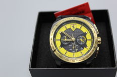 Ferrari Scuderia Aerodinamico Chronograph in new condition