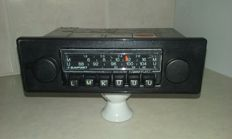 Blaupunkt Frankfurt Classic Car Radio from the 1970s for Porsche 912,911, Mercedes and suchlike
