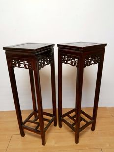 High stools - China - 2nd half 20th century