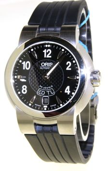 Oris - Big Crown TT - 635 7517 41 64 RS - Heren - 2011-heden