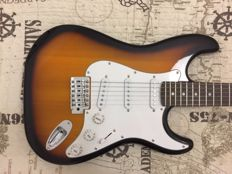 Electric guitar -  Vision Stratocaster type
